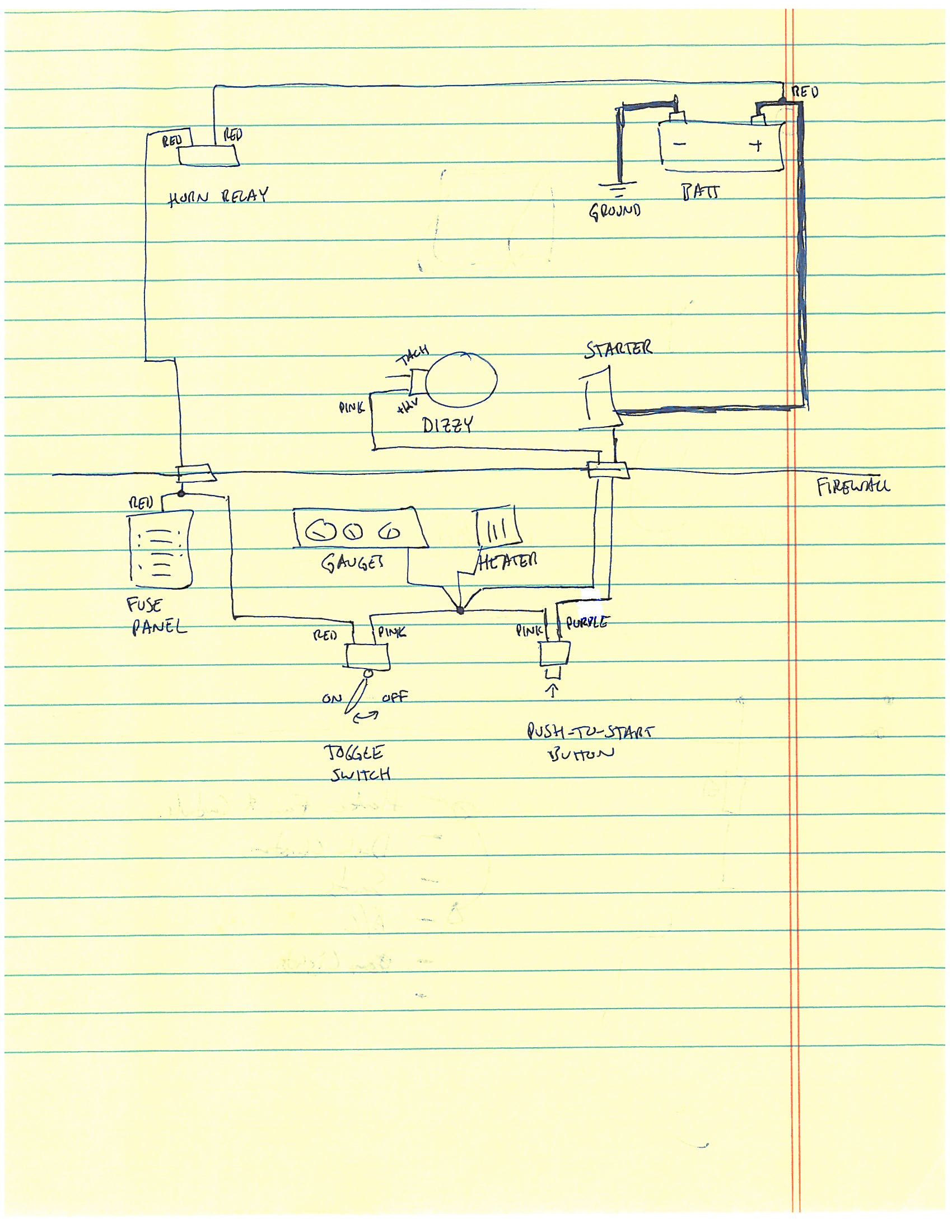 gm hei distributor wiring diagram  help 1966 chevy wiring the 1947 present chevrolet gmc this way when you turn off the